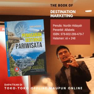 Buku Pemasaran Destinasi Pariwisata